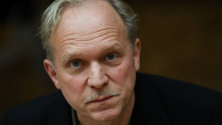 """Für """"Tatort""""-Schauspieler Ulrich Tukur ist Arbeit eine Art Alltagsflucht. (Archivbild)"""