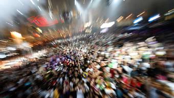 Bewusstseinserweiternd, euphorisierend oder leistungssteigernd – viele greifen an der Street Parade zum ersten Mal zur Partydroge.