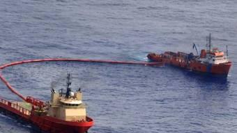 Die Ölpest vor der brasilianischen Küste hat rechtliche Folgen (Archiv)