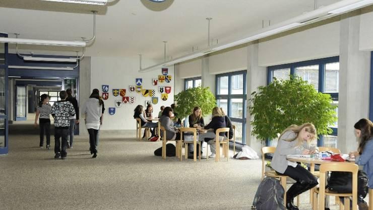 Die Kantonsschule Limmattal