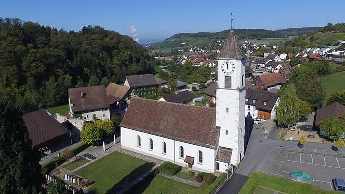Die Reformierte Kirche Tegerfelden. (Archivbild)