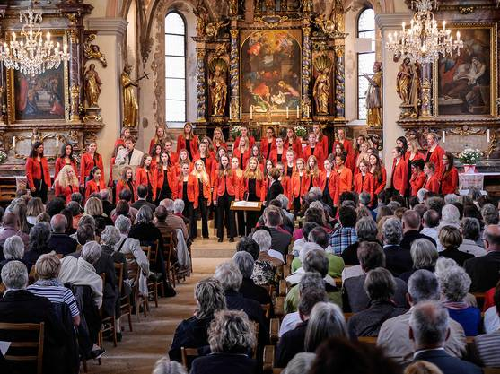 EJCF 2014 Mädchenchor Hannover, Deutschland