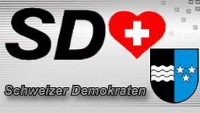 Schweizer Demokraten SD des Kantons Aargau