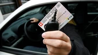 Nicht in fahrtüchtigen Zustand: Die Aargauer Polizei hat am Wochenende 14 Autolenkern den Führerausweis abgenommen.