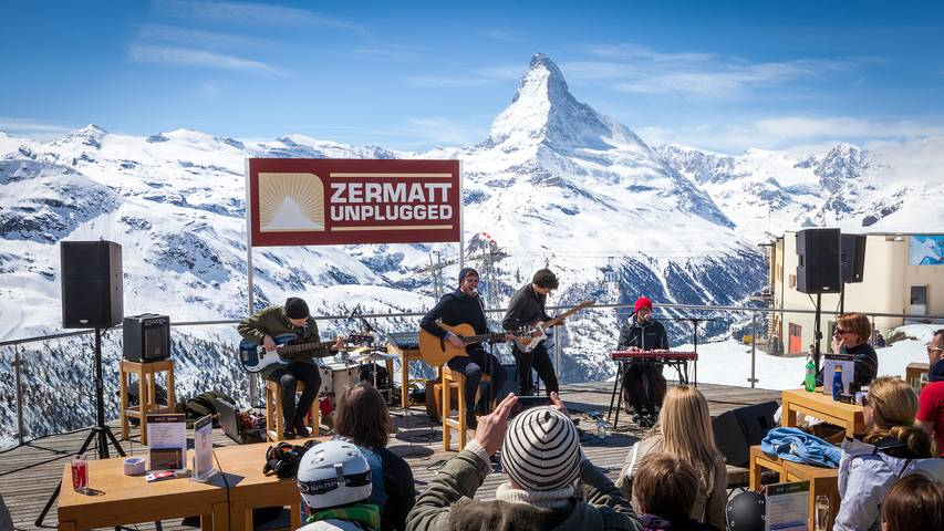 Zermatt Unplugged - Summer Weekends