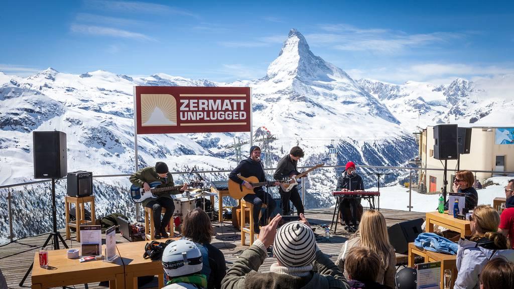 Gewinne 5 Hotel-Übernachtungen und Tickets fürs «Zermatt Unplugged»