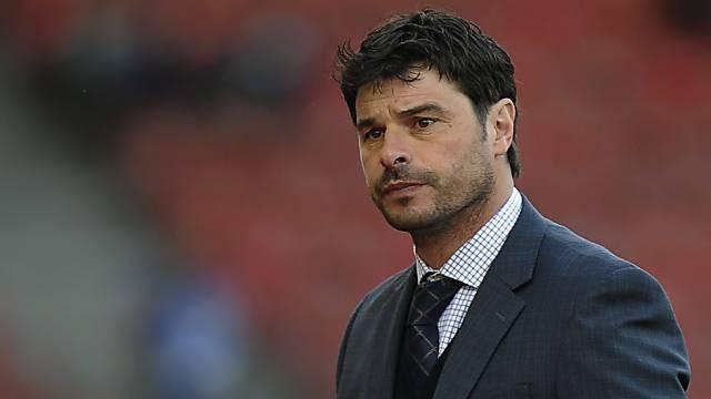 Ciriaco Sforza coacht GC am Samstag ein letztes Mal