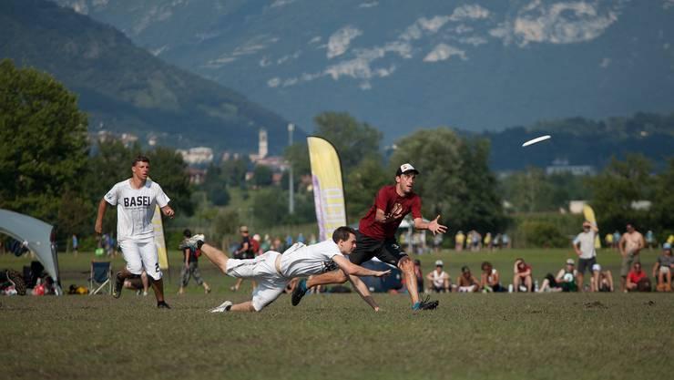 Freespeed Basel an der Klub-WM in Italien gegen die Österreicher von FWD