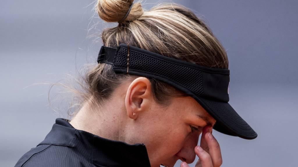 Simona Halep fehlt beim French Open verletzungsbedingt