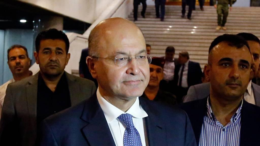 Regierungschef-Nachfolge im Irak bleibt offen