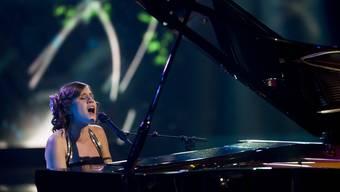 Eliane Müller ist «Das grösste Schweizer Talent 2012»