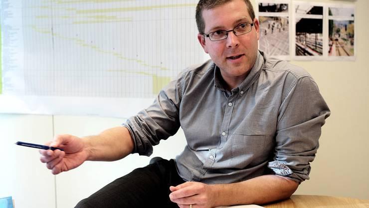 «Ein Knackpunkt wird sein, ob, wo und wie viele Haltestellen es geben wird», erklärte Patrick Leypoldt, Geschäftsführer des Agglo-Programms Basel.