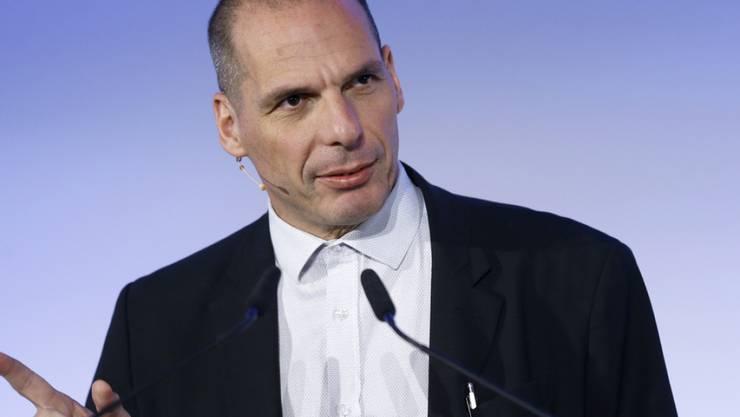 Gianis Varoufakis rät der Schweiz von einem Beitritt zur EU ab. (Archivbild)