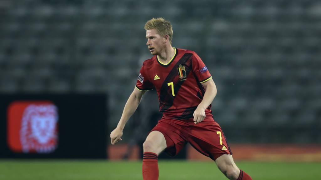 Belgien plagen vor Auftakt gegen Russland Personalsorgen