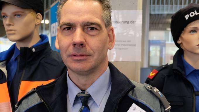 Marco Weissenbrunner arbeitet auch weiterhin für die Stadtpolizei Schlieren/Urdorf.