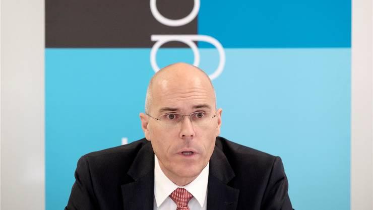 AKB-Bankratspräsident Dieter Egloff vom Grossen Rat im Amt bestätigt.