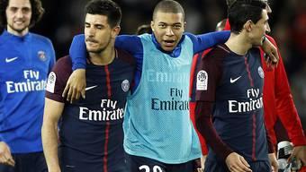 Kylian Mbappé schiesst PSG in den Cupfinal