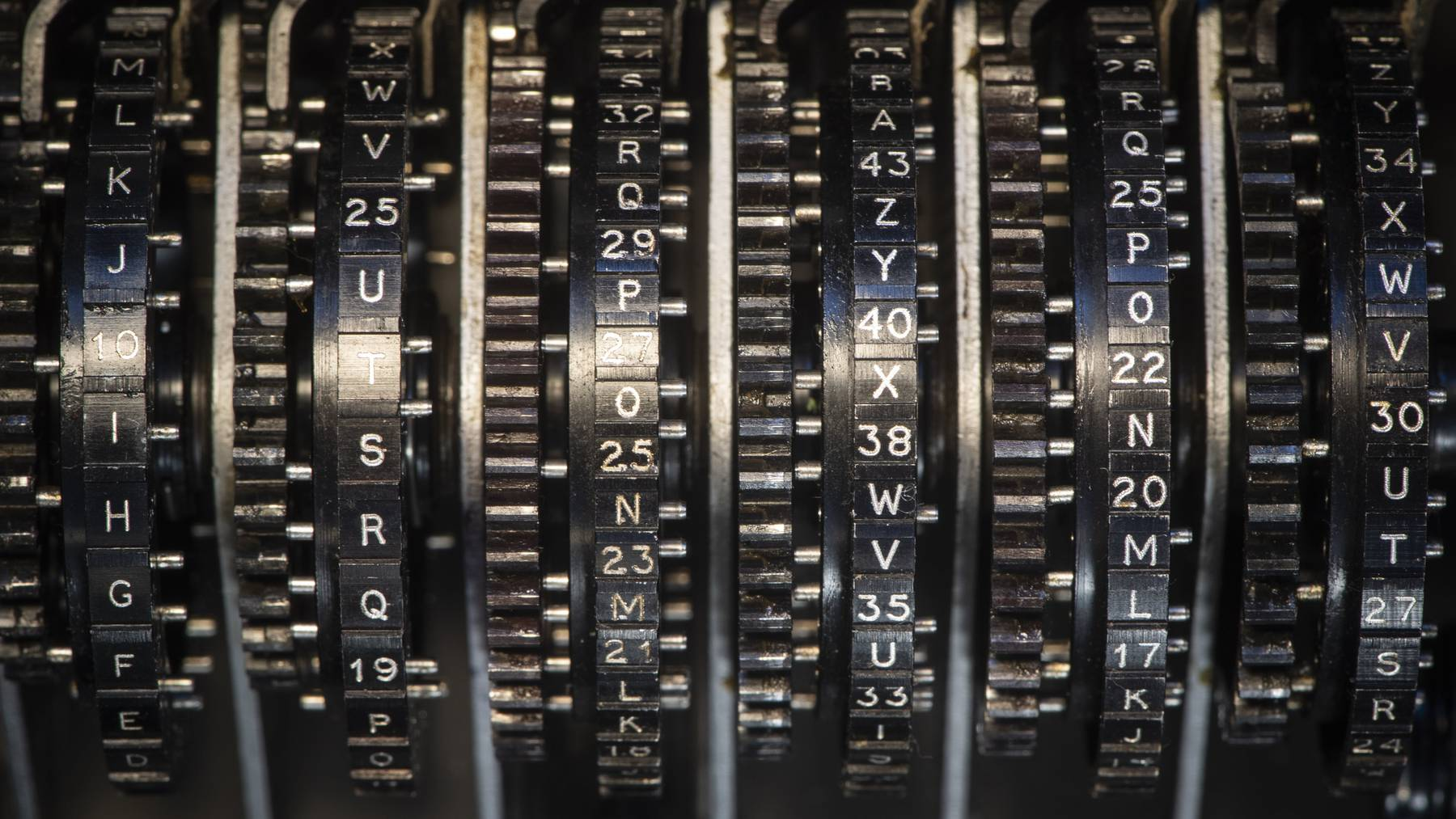 Im Fokus der Crypto-Affäre standen manipulierte Chiffriergeräte. (Symbolbild)