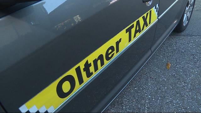 Taxifahrer prügeln sich