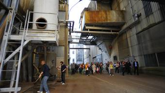 Neue Töne in der alten Fabrik. Die SIA Sektion Solothurn bringt wieder Betriebsamkeit ins Attisholz