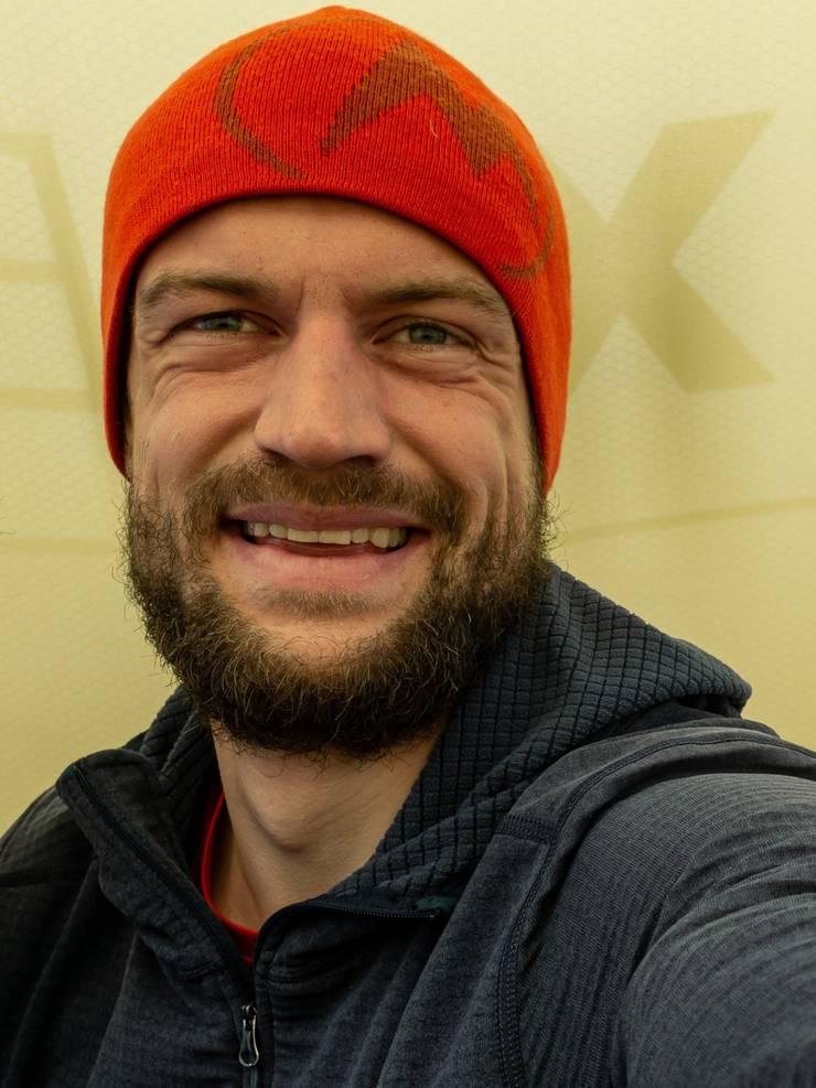 Der Appenzeller Lukas Hinterberger war Mitglied einer sechswöchigen Expedition in Patagonien.