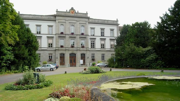 In der Psychiatrischen Klinik Königsfelden fanden Medikamentenversuche statt.