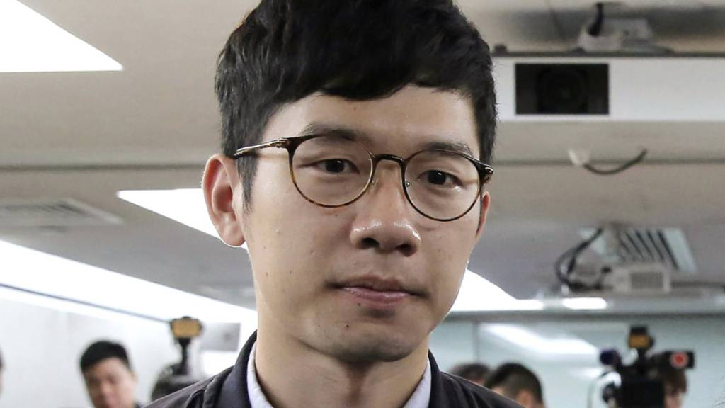 Hongkong-Aktivist Nathan Law: «Habe Asyl in Grossbritannien beantragt»