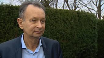 Philipp Müller über den Rücktritt seiner Aargauer Ständeratskollegin Pascale Bruderer.