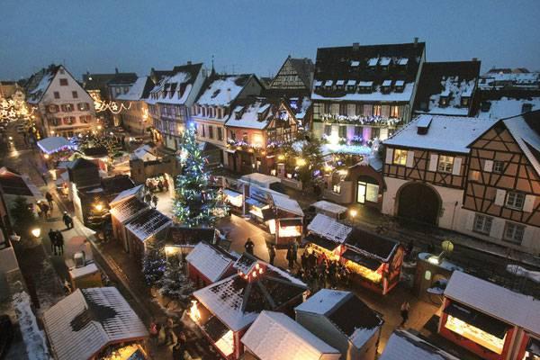 Der Basler Weihnachtsmarkt Ist Europaweit Auf Platz 8 Die