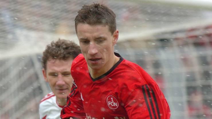 Joris sendet mir Bilder von ehemaligen Bundesligaspielern. Zum Beispiel MarekMintal.