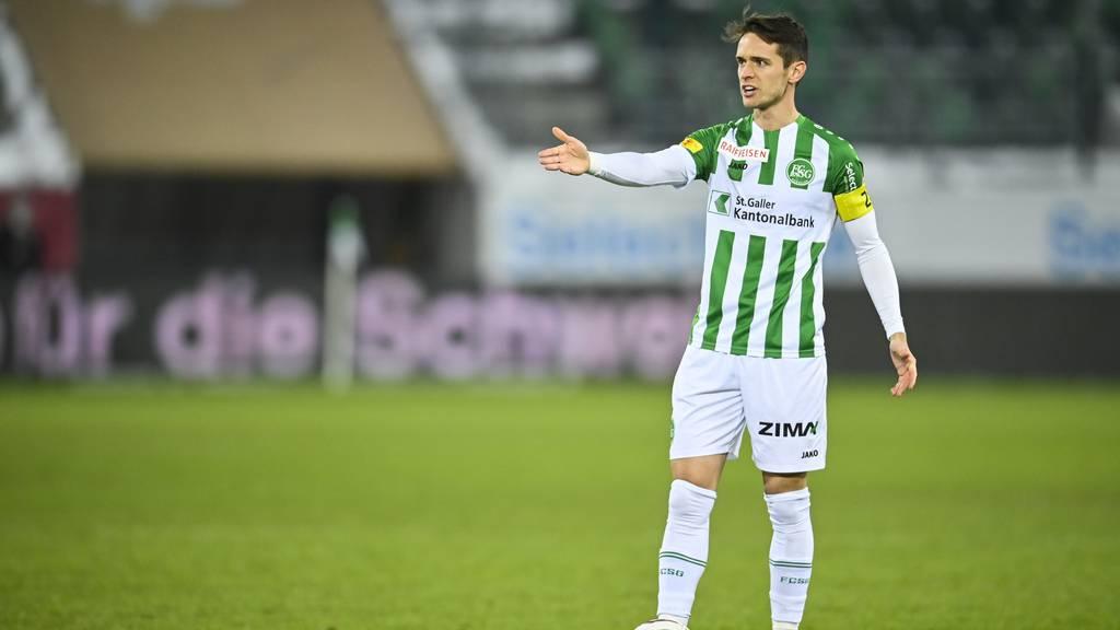 Captain Jordi Quintillà verlässt den FC St.Gallen