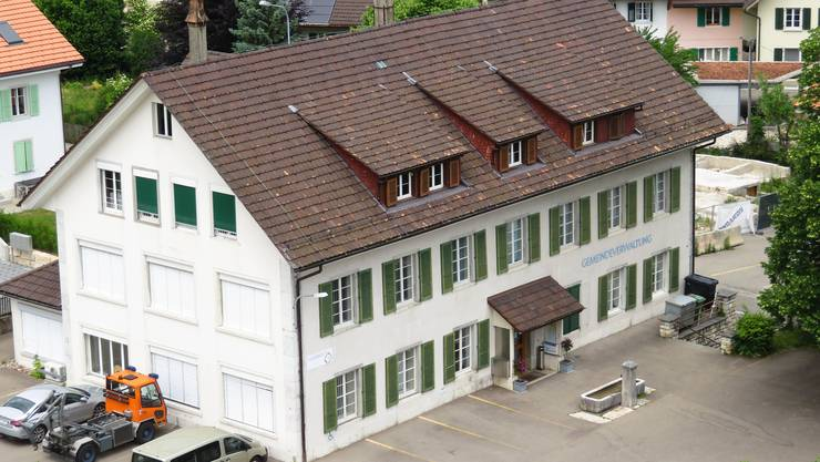 Gemeinderat Oberdorf