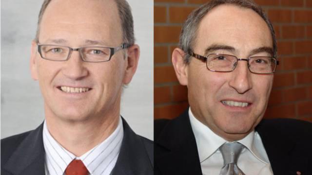 Die CVP Dietikon nominiert Reto Siegrist und Rolf Schaeren für den Stadtrat