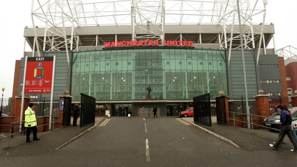 Manchester United mit grossem Verlust