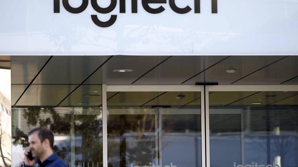 Die Aktie von Logitech stösst bei Anlegern auf Anklang: Sitz des Unternehmens (Archivbild).