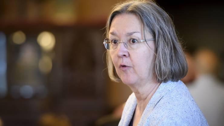 Anne Seydoux-Christe, ehemalige jurassische CVP-Ständerätin, wird neue Präsidentin der Eidgenössischen Postkommission.