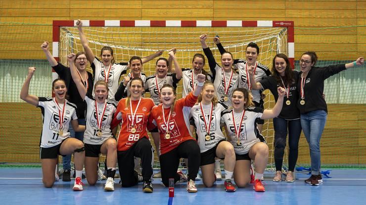 Cupsieger Frauen: Handball Brugg (F2)