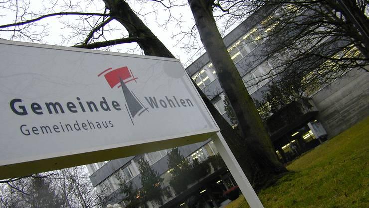 Auf die Gemeinde Wohlen kommen finanzielle Herausforderungen zu. (Archiv)