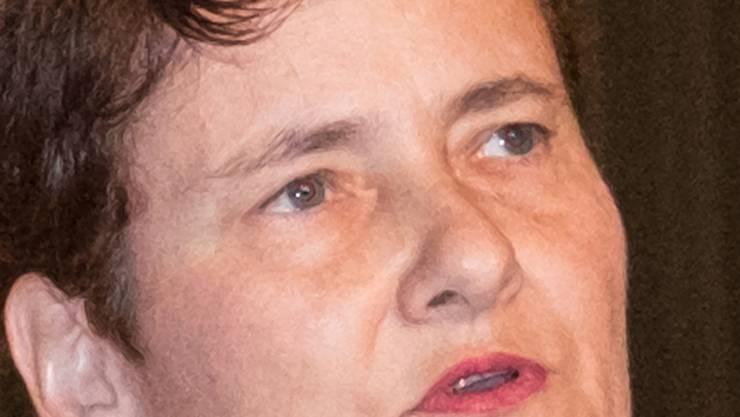 Annette Heuberger, Ammann von Menziken: «Wir sehen für uns weder einen pädagogischen noch organisatorischen Mehrwert, wenn wir die Bezirksschule vorzeitig aufheben.»