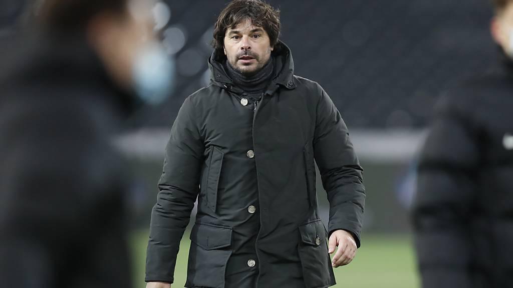 Ciriaco Sforza glaubt, dass dem FC Basel nur der Spielrhythmus fehlt