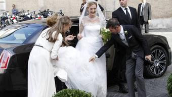 Die Braut: Elisabetta Maria Rosboch von Wolkenstein