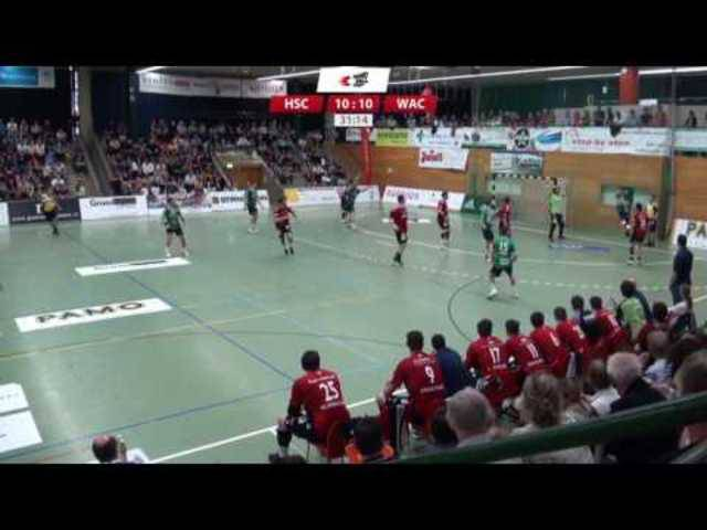 Playoff Highlights : HSC Suhr Aarau gegen Wacker Thun 08.04.2017