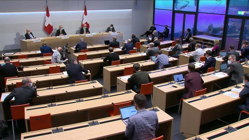 Lockerungen in Sicht: Bundesrat lässt Läden wieder öffnen