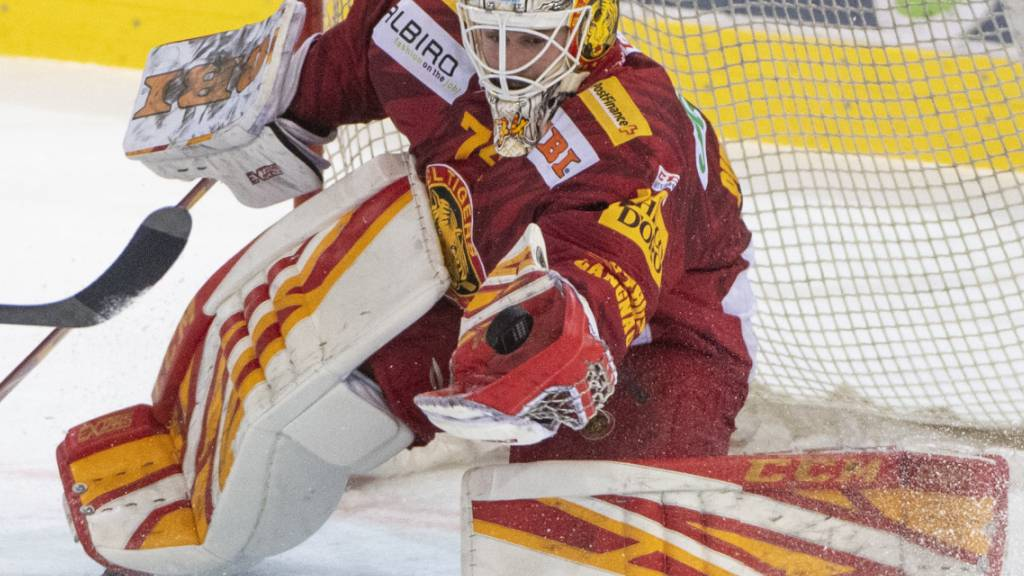 Goalie Punnenovs bleibt bei den SCL Tigers