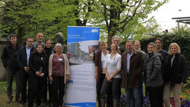 Teilnehmerinnen und Teilnehmer am Energiestadtkoordinatoren-Kurs 2016