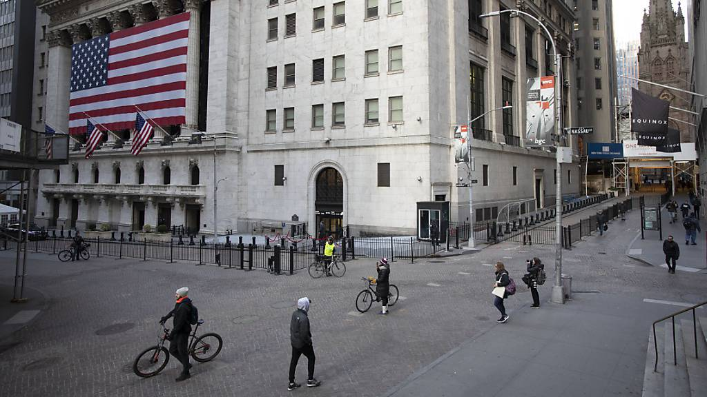 Dow Jones legt stärksten Anstieg seit fast 90 Jahren hin
