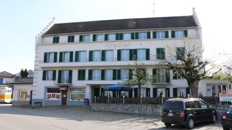 Der Hirschen in Gipf-Oberfrick auf einem Archivbild.