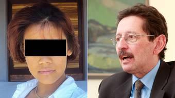 Der Solothurner Staatsanwalt Felix Bänziger leitet die Administrativzntersuchung zum Tötungsdelikt Marie.