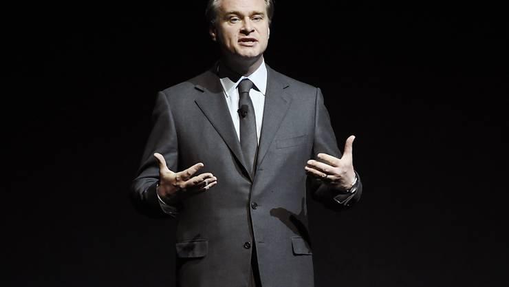Der 48-jährige britische Star-Regisseur Christopher Nolan arbeitet an einem neuen Projekt. (Archivbild)