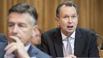 Wintersession Ständerat Zuwanderung Masseneinwanderungsinitiative